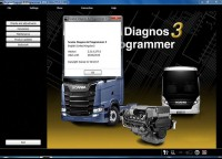 Scania VCI 2 SDP3 Scania Diagnosis & Programmer 3 Version 2.31.1 Crack Newest Version Software for Trucks/Buses No USB Dongle