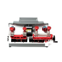 Jingji P2 Double-headed Flat Key Cutting Machine 220V High Quality