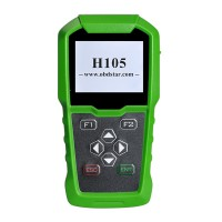 OBDSTAR H105 Hyundai Kia Pin Code Reader Auto Key Programmer and Mileage Programmer Ship from Russia