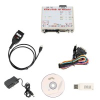KTM FLASH KTMFLASH Car ECU Programmer Supports V-A-G DQ200 DQ250 Infineon Bosch