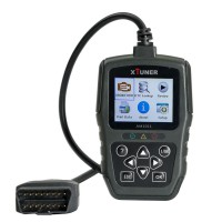 XTUNER AM1011 OBDII/EOBD PLUS Code Reader Multi-Language
