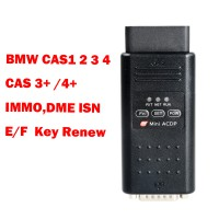 Yanhua Mini ACDP Key Programmer Basic Module with BMW CAS1 CAS2 CAS3 CAS3+ CAS4 CAS4+ IMMO,BMW DME ISN Module,BMW E/F Series Key Renew Module