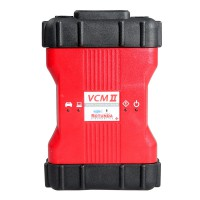 Best Quality Ford VCM II Diagnostic Tool Supports Latest Ford VCM IDS V112.01
