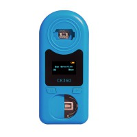 CK360 Easy Check Remote Control Remote Key Tester for Frequency 315Mhz-868Mhz & Key Chip & Battery 3 in 1 Free Shipping