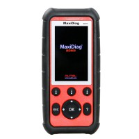 Autel MaxiDiag MD808 Diagnostic Scan Tool for Basic Four Systems with Oil Reset, EPB function, SAS, DPF, BMS
