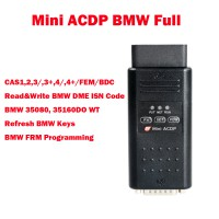 Yanhua Mini ACDP Programming Master with Module 1,2,3,4,7,8 BMW Full Package Total 6 Authorizations