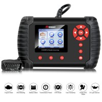 Vident iLink400 Chrysler Dodge Jeep Vident Scan Tool Full System Diagnostic Scanner Update Online Ship from US