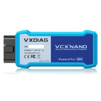 (UK Ship No Tax) VXDIAG VCX NANO for GM/OPEL GDS2 V21.0.01501 / V2020.04 Tech2Win 16.02.24 Diagnostic Tool WIFI Version