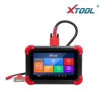 (UK Ship, No Tax) XTOOL X100 PAD X-100 Auto Car Key Programmer with Built-in VCI Supports Oil Reset and Odometer Correction