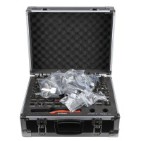 LISHI 2 in 1 Auto Pick and Decoder Locksmith Kit Including 77Pcs Free Shipping
