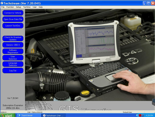 hino nissan toyota diesel diagnostic tool software toyota