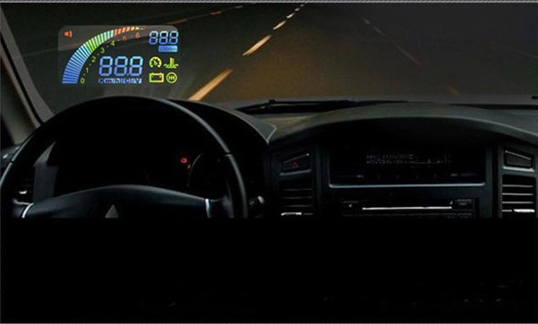 f01 car hud vehicle head up display