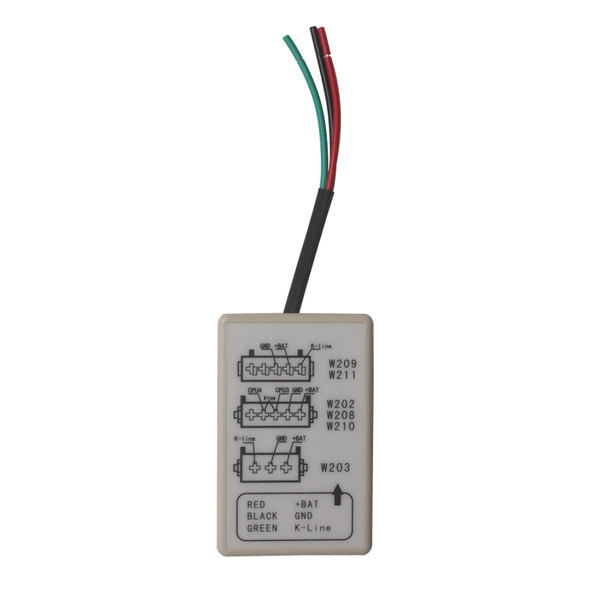 MB ESL Emulator for Both New and Old Mercedes Free Shipping