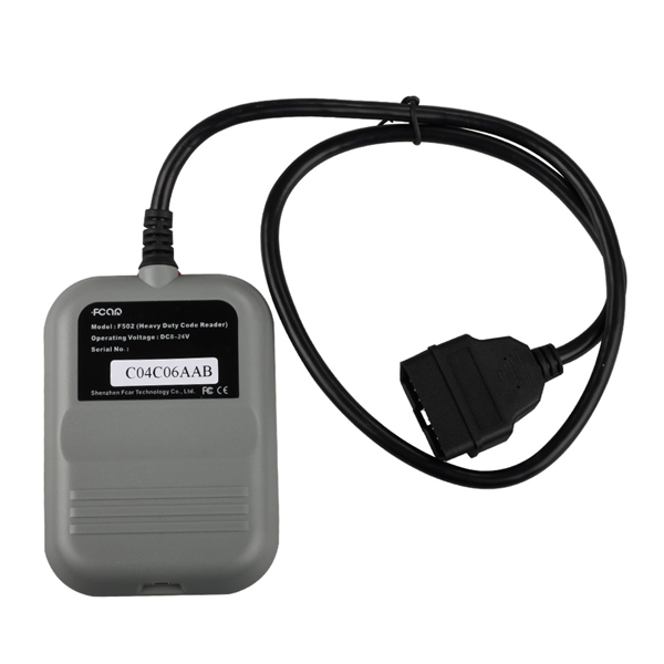 Vehicle Code Reader >> Fcar F502 Heavy Duty Truck Code Reader Shipping From Us 2 Days Delivery