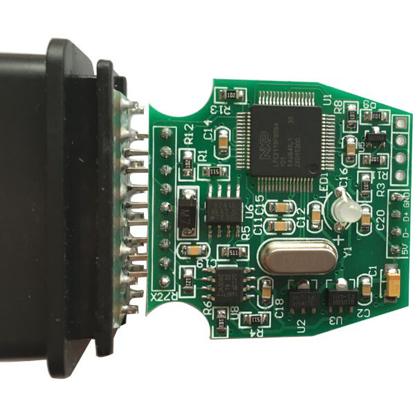 TOYOTA MINI VCI Circuit board 1