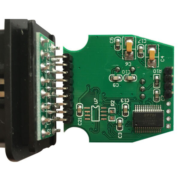 TOYOTA MINI VCI Circuit board 2