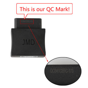 JMD Assistant Handy baby OBD Adapter qc mark