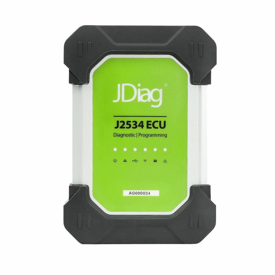 OBDII OBD2 Main Cable 4 JDiag Elite II Pro J2534 Diagnostic ECU Programming Tool