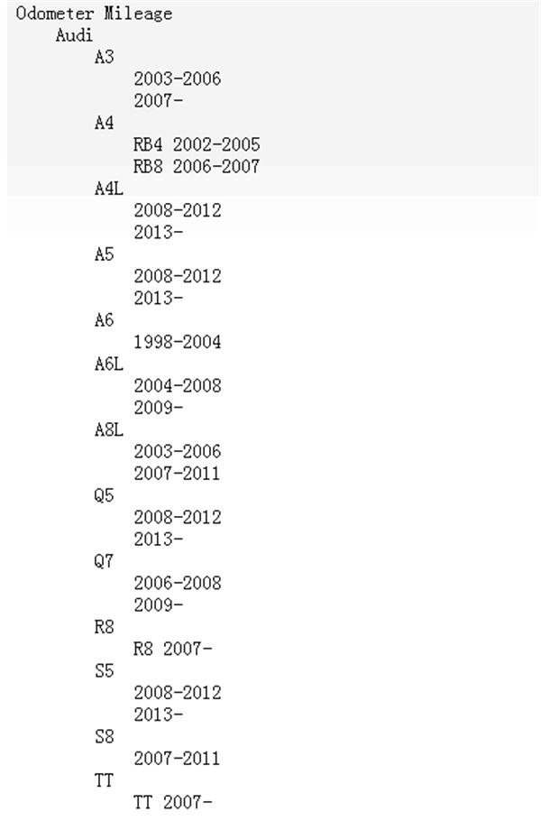 obdstar-x300m-audi-odometer-correction
