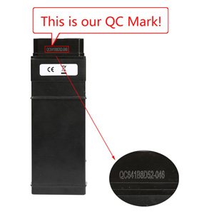 AutoEnginuity Service Reset Tool for BMW QC MARK