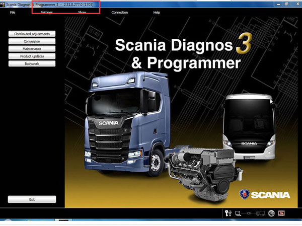 Diagnostic Tools Best Quality Vci3 Vci-3 Scanner With Wifi Version V2.31 Sdp3 For Truck Diagnosis Tool Updated Of Vci2 Dhl Free Engine Analyzer