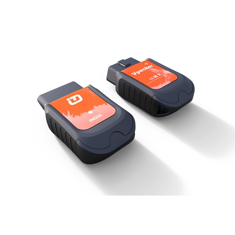 India Version VPECKER Easydiag Wireless OBDII OBD2 Full Diagnostic Tool for  Indian TATA/Maruti/Mahindra