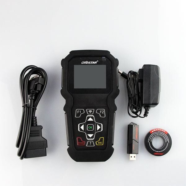OBDSTAR TP50 Intelligent TPMS Detection Tool For 315MHz
