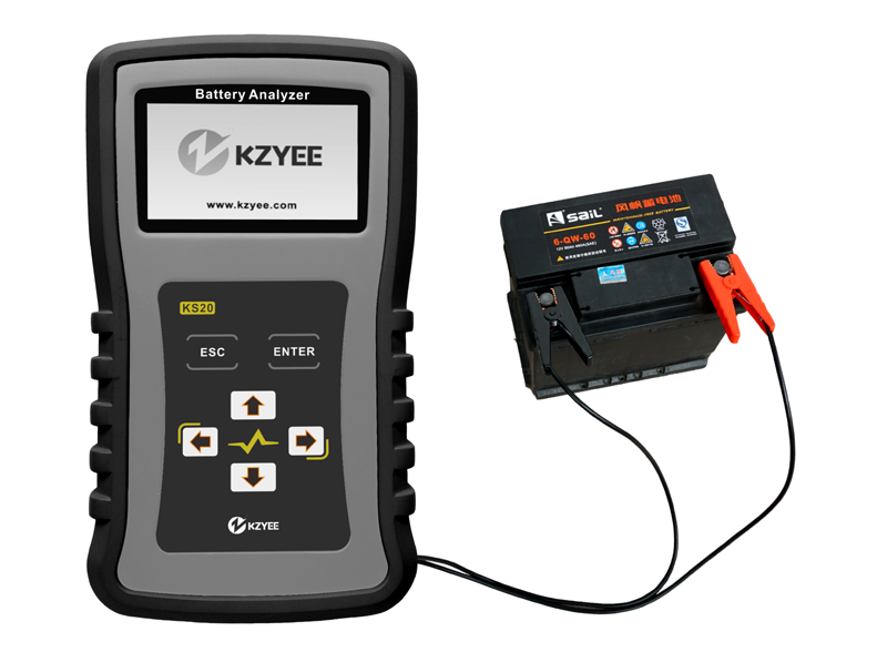 KZYEE KS20 Battery Analyzer