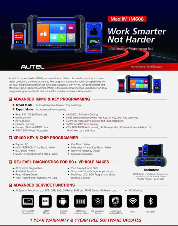autel-im608-introduction