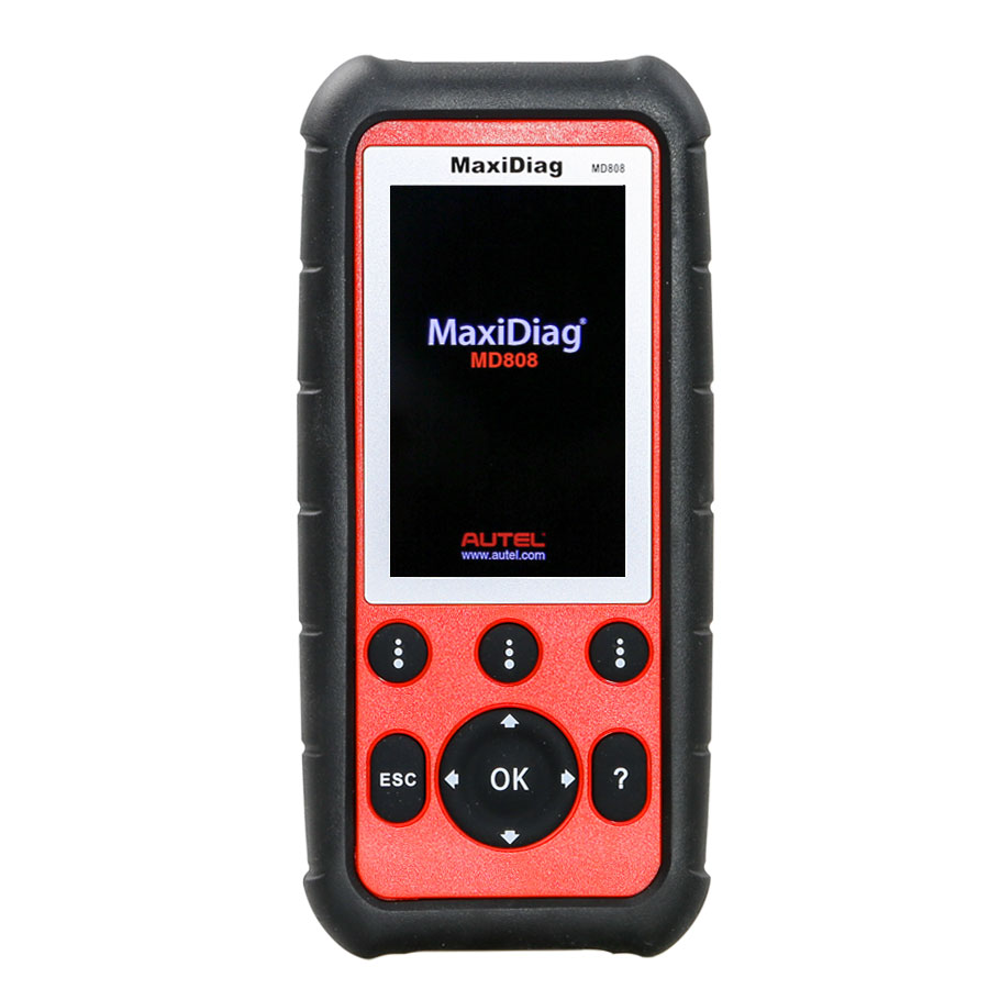 Autel MaxiDiag MD808 Four System Diagnostic Scan Tool Update