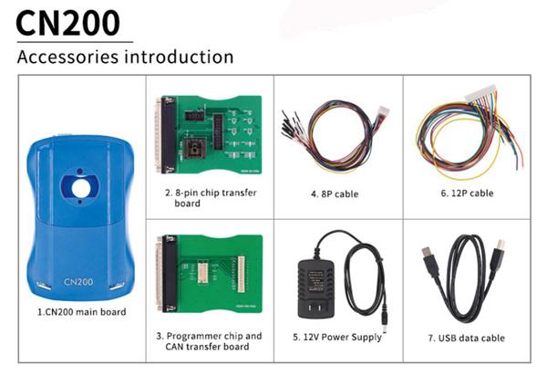 cn200-package-list