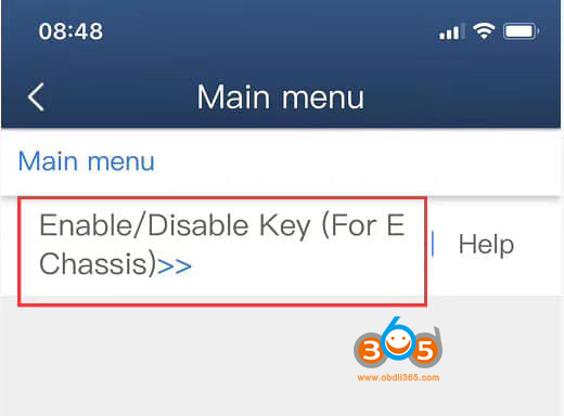 yanhua-acdp-disable-key-via-obd
