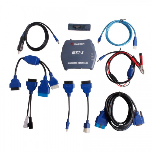 Newest Tool MST-3 Universal Diagnostic Scan Tool