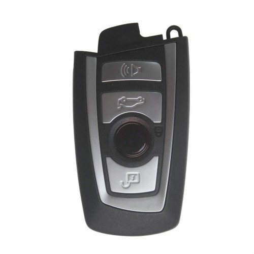 Smart key 4 Button 315MHZ 2012(White) For BMW 7 Series