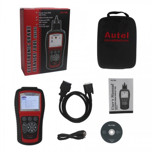 Original Autel MaxiService EBS301 Electronic Brake Service Tool Supports Online Update