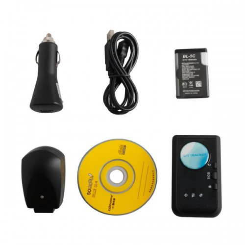 Best Offer GPS Tracker Real-Time Car Fleet Vehicle Personal Tracking Device