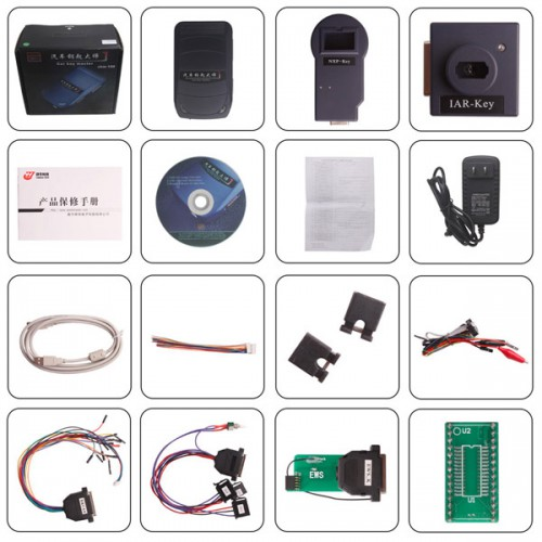 CKM100 Car Key Master with Unlimited Token for Benz/BMW Key Programming