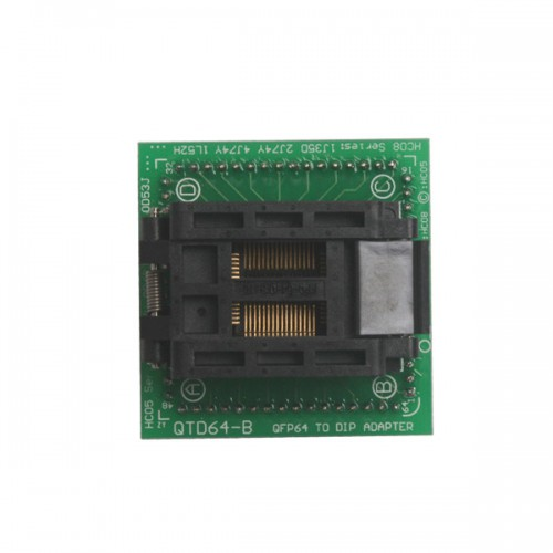 Chip Programmer SOCKET FOR QFP64 Free Shipping