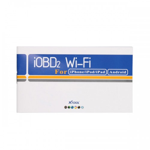 WiFi iOBD2 Diagnostic Tool for iPhone