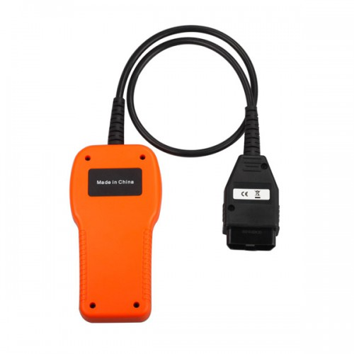 U480 OBD2 CAN BUS Code Scanner OBDII Engine Code Reader