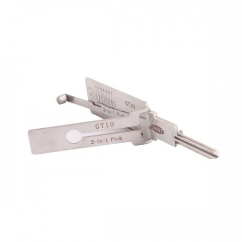 LISHI GT10 2-in-1 Auto Pick and Decoder for IVECO
