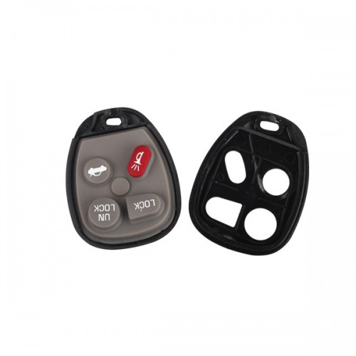 New Remote Shell 4 Button for Buick 5pcs/lot Free Shipping