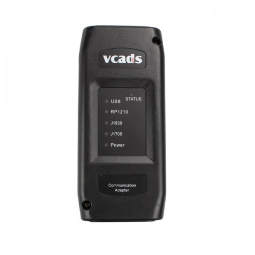 (UK,US Ship No Tax) VCADS Pro 2.40 Version Diagnostic Tool for Volvo Trucks