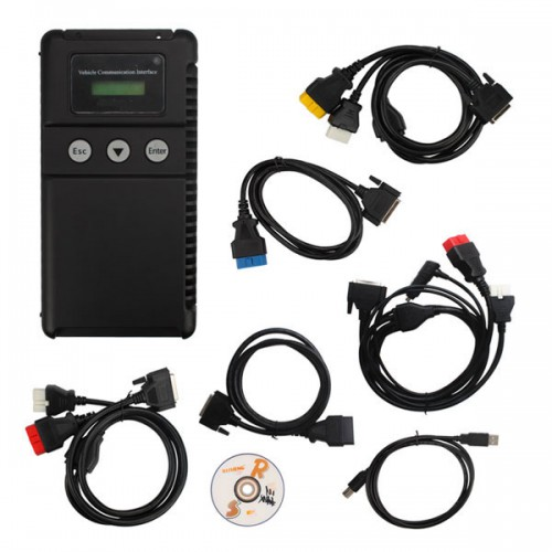Mut 3 Mut iii scanner MUT-3 for Mitsubishi Works for cars and trucks with Coding Function