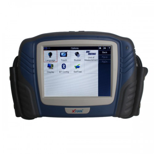 Free Shipping Original Xtool PS2 Professional Automobile Heavy Duty Truck Diagnostic Tool Update Online