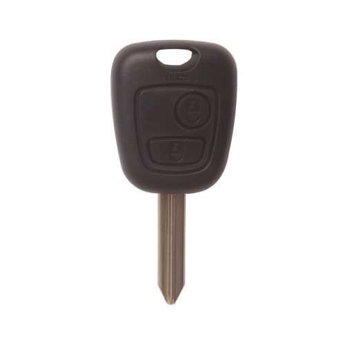 New Remote Key Shell 2 Button for Citroen 5pcs/lot