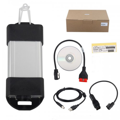 Renault CAN Clip  Renault V200 Latest Renault Diagnostic Tool with AN2131QC Chip Multi-language