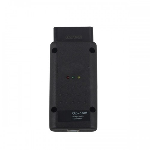 Opcom OP-Com 2012 V Can OBD2 for OPEL Firmware V1.59 with PIC18F458 Chip Supports Cars to Year 2014
