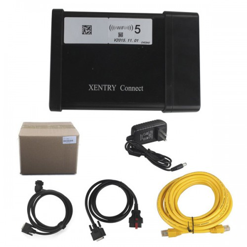 Newest Arrival MB SD Connect C5 Benz SD C4 Upgrade Diagnostic Tool without Software