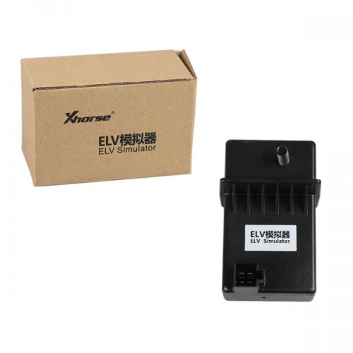 (UK,US Ship No Tax) XHORSE ELV Emulator for Benz 204 207 212 with VVDI MB Tool Free Shipping